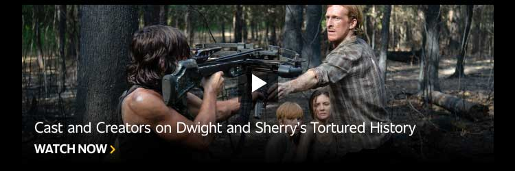 Cast and Creators on Dwight and Sherry's Tortured History