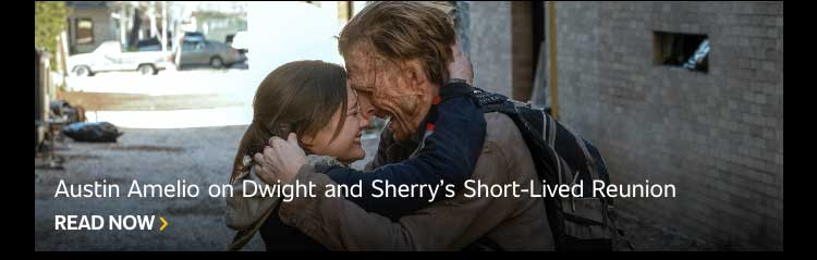 Austin Amelio on Dwight and Sherry's Short-Lived Reunion